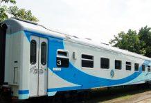 INKA ekspor kereta penumpang