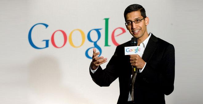 Bagaimana Cara CEO Google Sundar Pichai Bergaji US$200 juta