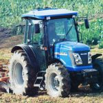 Menyiapkan Lahan Tanaman Jagung – Solis International Tractors Limited