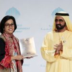 All Indonesians Proud of Sri Mulyani's Award: Jokowi