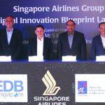 Bagaimana Singapore Airlines Menerapkan Inovasi Digital Blueprint ?