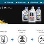 Service Booking Module Inovasi Solusi Pelumasan dari Mobil™ Lubricants