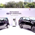 Mitsubishi Motor Company – Mitsubishi Grants 8 LCEVs, 2 Electric Cars to Government
