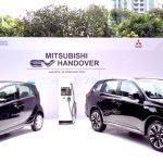 Mitsubishi Motor Company – Mitsubishi Grants 8 LCEVs, 2 Electric Cars to Government