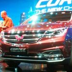 Wuling Motors launches second line of luxury MPVs