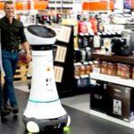 Kemampuan Robot Mengenali Emosi Orang dan Melayani Pembeli di Toko