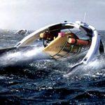 Pemetaan Dasar Laut dengan Menggunakan Robot
