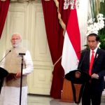 Jokowi Urges Modi to Lower Oil Import Palm Tariff