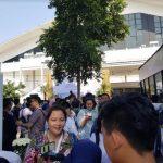 Jokowi inaugurates Halal Park in Jakarta