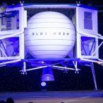 Amazon's Bezos Unveils Lunar Lander Project 'Blue Moon'