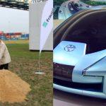 Mengganti Komponen Logam dari Plastik, Mobil Lebih Ringan Terbang