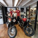 Sepeda Motor Beroda Tiga Buatan Italia, Anak Muda Indonesia Suka Ducati dan Benelli
