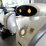 A Squeaky Clean: Friendly Robots Spruce up Singapore