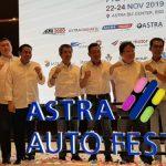 Astra Auto Fest 2019 Hadiahkan Rp3,7 Miliar, Dapatkan di BSD City