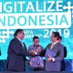 Siemens Digitalize Indonesia, Perusahaan Mendunia