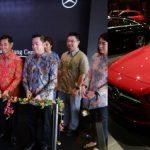 Bisnis Mercedez-Benz di Makassar