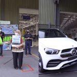 Mercedes-Benz Membantu Masyararakat