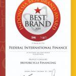 FIFGROUP Terima Best Brand Award